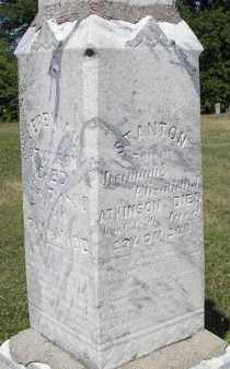 ATKINSON, STANTON - Putnam County, Ohio | STANTON ATKINSON - Ohio Gravestone Photos
