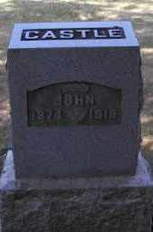 CASTLE, JOHN - Putnam County, Ohio | JOHN CASTLE - Ohio Gravestone Photos