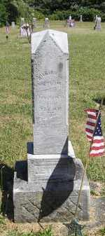 DETROW, WILLIAM H. - Putnam County, Ohio | WILLIAM H. DETROW - Ohio Gravestone Photos