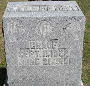 EKLEBERRY, GRACE - Putnam County, Ohio | GRACE EKLEBERRY - Ohio Gravestone Photos