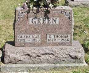 GREEN, G. THOMAS - Putnam County, Ohio | G. THOMAS GREEN - Ohio Gravestone Photos