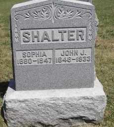 SHALTERS, SOPHIA - Putnam County, Ohio | SOPHIA SHALTERS - Ohio Gravestone Photos