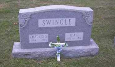 SWINGLE, IDA - Putnam County, Ohio | IDA SWINGLE - Ohio Gravestone Photos