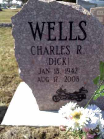 WELLS, CHARLES - Putnam County, Ohio | CHARLES WELLS - Ohio Gravestone Photos