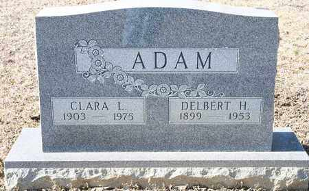 ADAM, DELBERT H - Richland County, Ohio | DELBERT H ADAM - Ohio Gravestone Photos