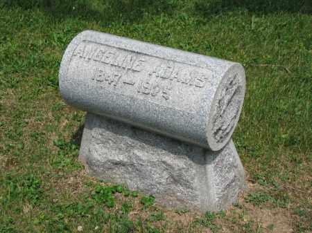 ADAMS, ANGELINE - Richland County, Ohio | ANGELINE ADAMS - Ohio Gravestone Photos