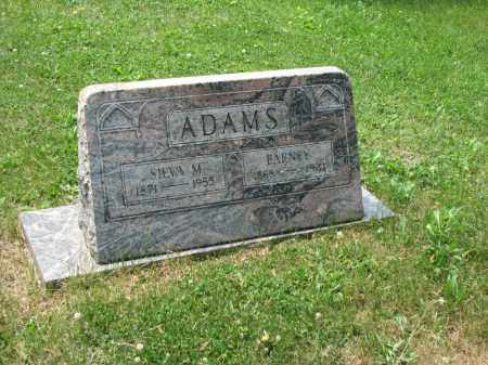 ADAMS, SILVA M. - Richland County, Ohio | SILVA M. ADAMS - Ohio Gravestone Photos