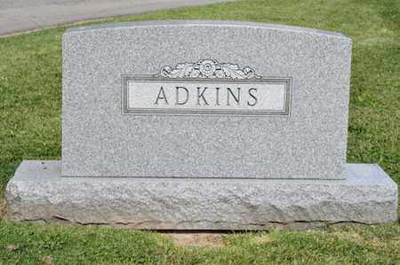 ADKINS, HARRIETTE E - Richland County, Ohio | HARRIETTE E ADKINS - Ohio Gravestone Photos