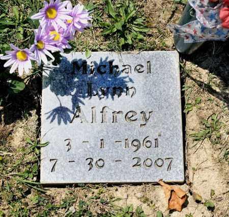 ALFREY, MICHAEL LYNN - Richland County, Ohio   MICHAEL LYNN ALFREY - Ohio Gravestone Photos