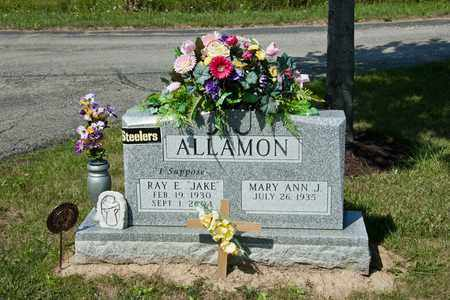 ALLAMON, RAY E - Richland County, Ohio | RAY E ALLAMON - Ohio Gravestone Photos