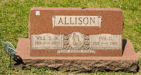 ALLISON JR, WILL S - Richland County, Ohio | WILL S ALLISON JR - Ohio Gravestone Photos