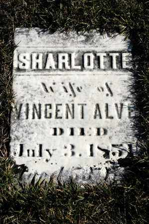 ALVEY, SHARLOTTE - Richland County, Ohio | SHARLOTTE ALVEY - Ohio Gravestone Photos