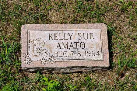 AMATO, KELLY SUE - Richland County, Ohio | KELLY SUE AMATO - Ohio Gravestone Photos