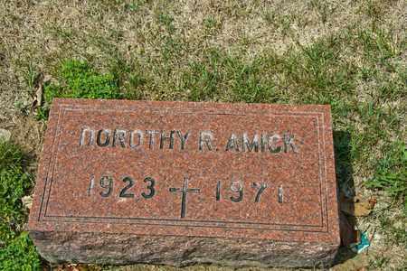 AMICK, DOROTHY R - Richland County, Ohio | DOROTHY R AMICK - Ohio Gravestone Photos