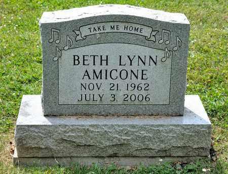AMICONE, BETH LYNN - Richland County, Ohio | BETH LYNN AMICONE - Ohio Gravestone Photos