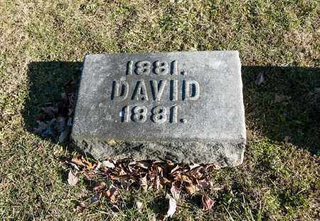 ANDERSON, DAVID - Richland County, Ohio | DAVID ANDERSON - Ohio Gravestone Photos
