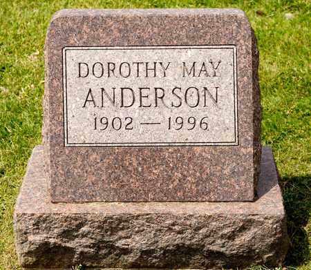 ANDERSON, DOROTHY MAY - Richland County, Ohio | DOROTHY MAY ANDERSON - Ohio Gravestone Photos