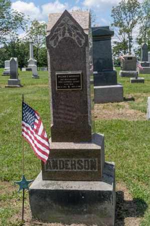 ANDERSON, ELIZABETH A - Richland County, Ohio | ELIZABETH A ANDERSON - Ohio Gravestone Photos