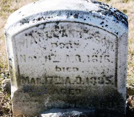 ANDERSON, MARIA - Richland County, Ohio | MARIA ANDERSON - Ohio Gravestone Photos
