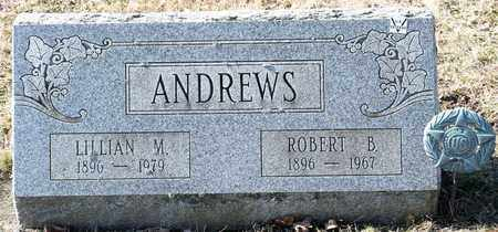 ANDREWS, LILLIAN M - Richland County, Ohio | LILLIAN M ANDREWS - Ohio Gravestone Photos