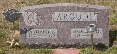ARCUDI, ANTHONY P - Richland County, Ohio   ANTHONY P ARCUDI - Ohio Gravestone Photos
