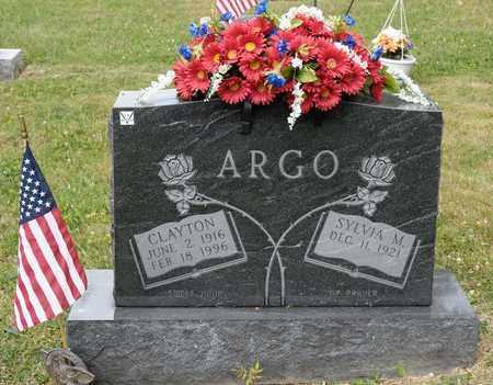 ARGO, CLAYTON - Richland County, Ohio | CLAYTON ARGO - Ohio Gravestone Photos