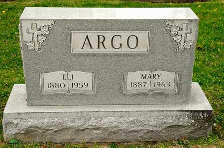 ARGO, MARY - Richland County, Ohio | MARY ARGO - Ohio Gravestone Photos