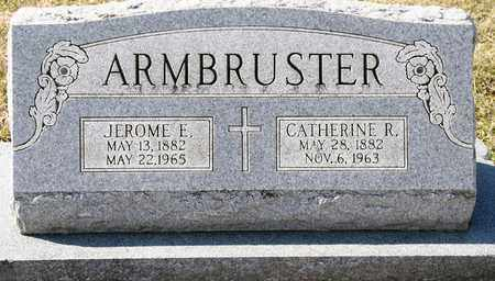 ARMBRUSTER, CAHERINE R - Richland County, Ohio | CAHERINE R ARMBRUSTER - Ohio Gravestone Photos