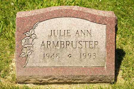 ARMBRUSTER, JULIE ANN - Richland County, Ohio | JULIE ANN ARMBRUSTER - Ohio Gravestone Photos