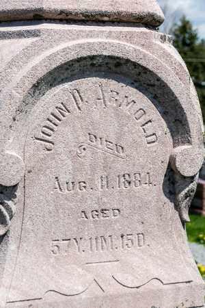 ARMOLD, JOHN - Richland County, Ohio | JOHN ARMOLD - Ohio Gravestone Photos