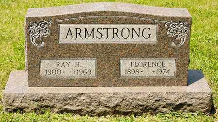 ARMSTRONG, RAY H - Richland County, Ohio | RAY H ARMSTRONG - Ohio Gravestone Photos