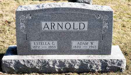 ARNOLD, ESTELLA G - Richland County, Ohio | ESTELLA G ARNOLD - Ohio Gravestone Photos