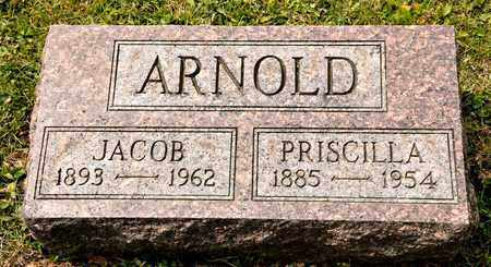 ARNOLD, JACOB - Richland County, Ohio | JACOB ARNOLD - Ohio Gravestone Photos