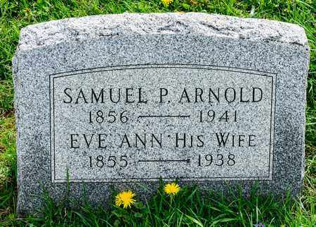 ARNOLD, EVE ANN - Richland County, Ohio | EVE ANN ARNOLD - Ohio Gravestone Photos