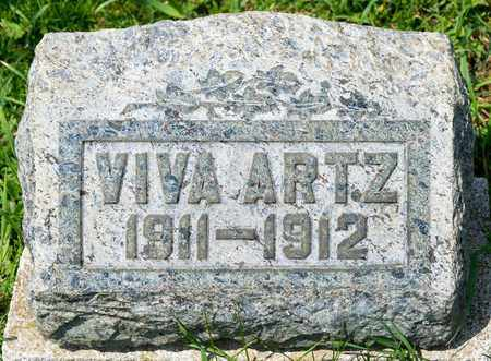 ARTZ, VIVA - Richland County, Ohio | VIVA ARTZ - Ohio Gravestone Photos