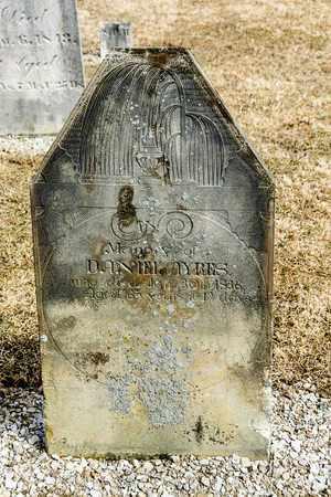 AYRES, DANIEL - Richland County, Ohio | DANIEL AYRES - Ohio Gravestone Photos
