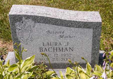BACHMAN, LAURA J - Richland County, Ohio | LAURA J BACHMAN - Ohio Gravestone Photos