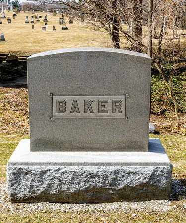 BAKER, JOSIAH - Richland County, Ohio | JOSIAH BAKER - Ohio Gravestone Photos