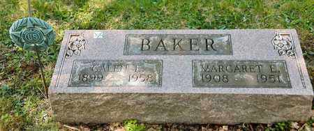 BAKER, GALEN E - Richland County, Ohio | GALEN E BAKER - Ohio Gravestone Photos