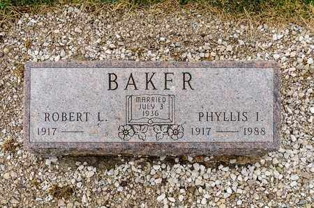 BAKER, PHYLLIS I - Richland County, Ohio | PHYLLIS I BAKER - Ohio Gravestone Photos