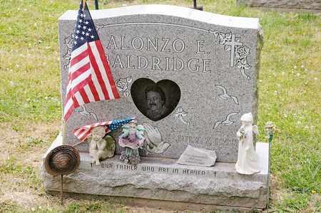BALDRIDGE, ALONZO E - Richland County, Ohio   ALONZO E BALDRIDGE - Ohio Gravestone Photos