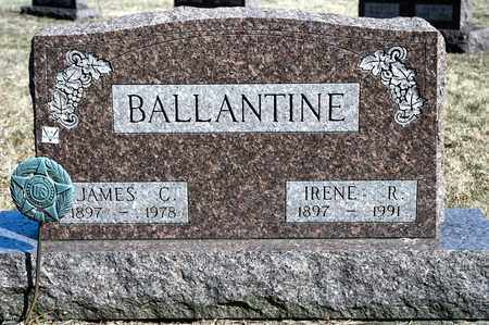 BALLANTINE, IRENE R - Richland County, Ohio | IRENE R BALLANTINE - Ohio Gravestone Photos