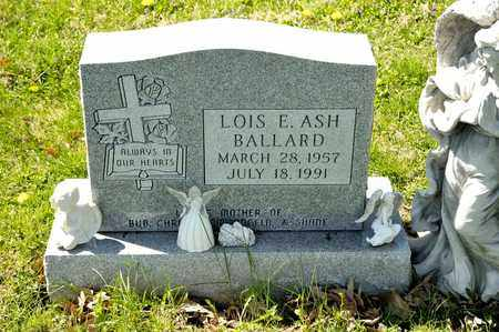 BALLARD, LOIS E - Richland County, Ohio | LOIS E BALLARD - Ohio Gravestone Photos