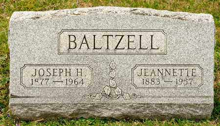 BALTZELL, JOSEPH H - Richland County, Ohio | JOSEPH H BALTZELL - Ohio Gravestone Photos