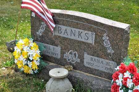 BANKS, BANA H - Richland County, Ohio | BANA H BANKS - Ohio Gravestone Photos