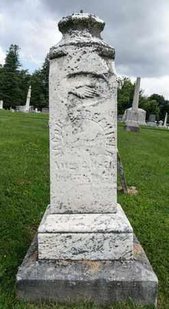 BARGAHISER, JACOB - Richland County, Ohio | JACOB BARGAHISER - Ohio Gravestone Photos