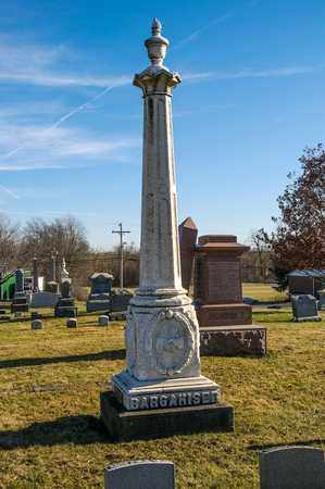 BARGAHISER, SUSANNA - Richland County, Ohio | SUSANNA BARGAHISER - Ohio Gravestone Photos