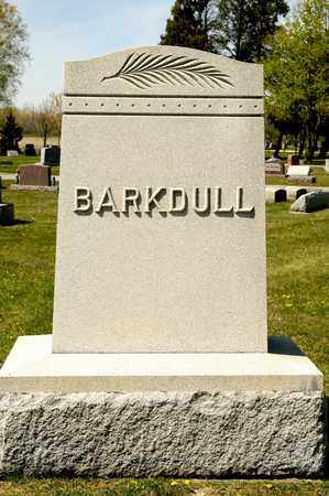 BARKDULL, GEORGE F - Richland County, Ohio | GEORGE F BARKDULL - Ohio Gravestone Photos