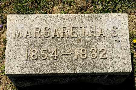 BARKDULL, MARGARETHA S - Richland County, Ohio | MARGARETHA S BARKDULL - Ohio Gravestone Photos