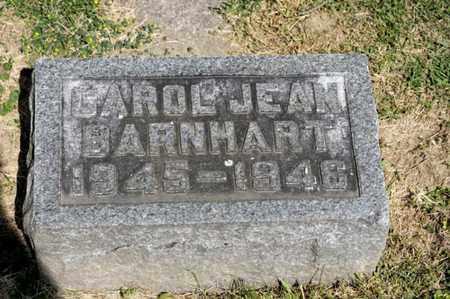 BARNHART, CAROL JEAN - Richland County, Ohio | CAROL JEAN BARNHART - Ohio Gravestone Photos